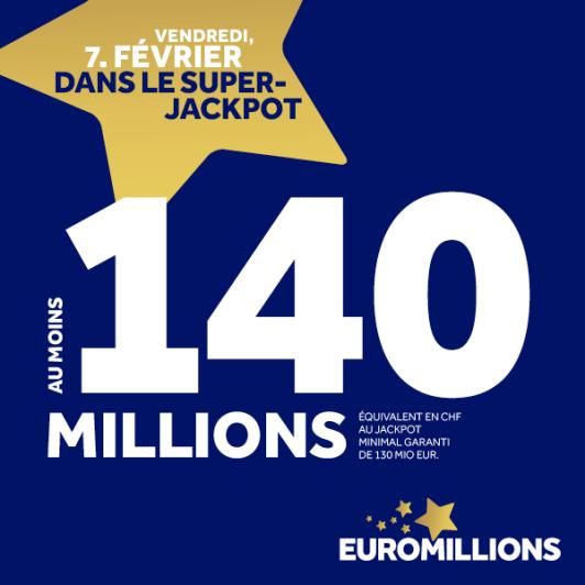 Swisslos Euromillions Information Et Nouvelles