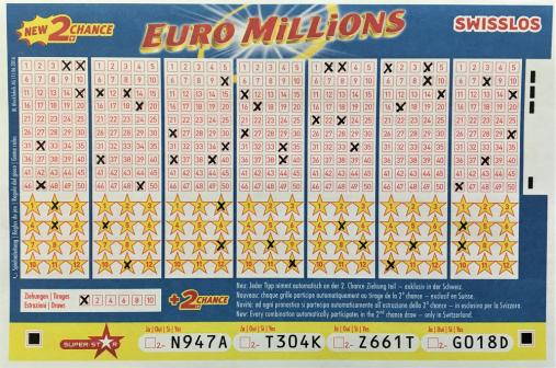 Euromillionen Zahlen Und Quoten