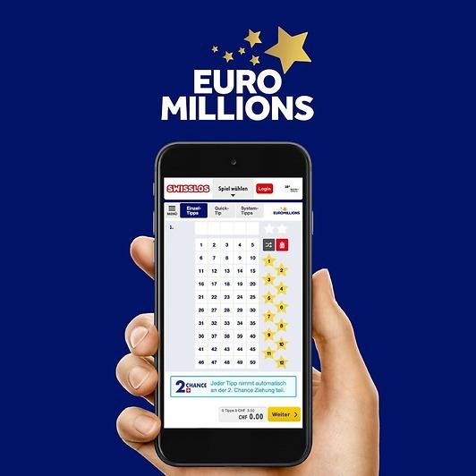 Swiss Euromillions